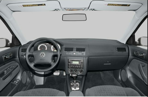 2004 Volkswagen Jetta Interior and Redesign