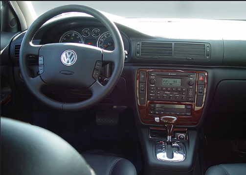 2005 Volkswagen Passat Interior and Redesign