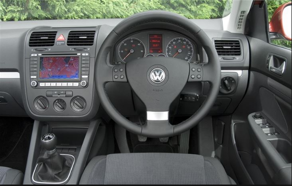 2007 Volkswagen Golf Interior and Redesign