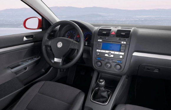 2008 Volkswagen Golf Interior and Redesign