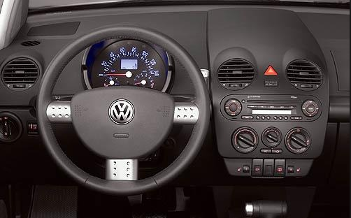 2009 Volkswagen Beetle Interior and Redesign