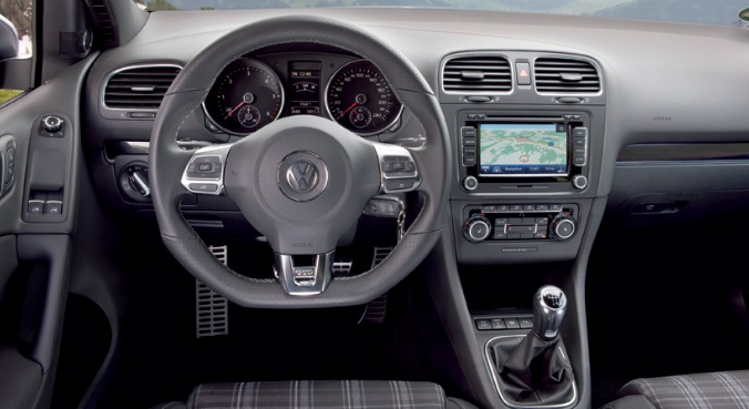 2009 Volkswagen Golf Interior and Redesign