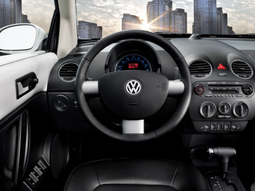 2010 Volkswagen Beetle Interior and Redesign
