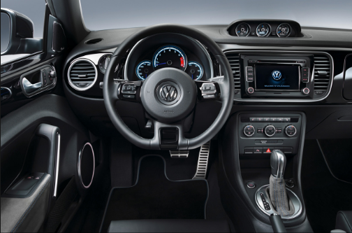 2011 Volkswagen Beetle Interior and Redesign