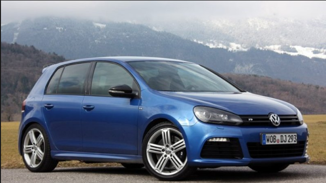2012 Volkswagen Golf R Owners Manual and Concept