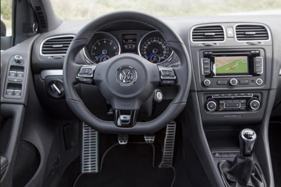 2013 Volkswagen Golf R Interior and Redesign