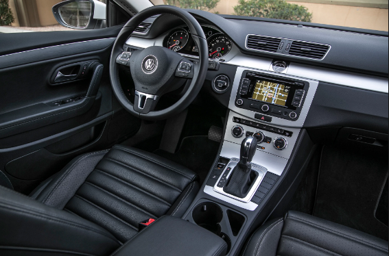 2014 Volkswagen CC Interior and Redesign