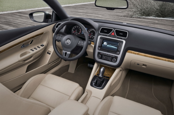 2014 Volkswagen Eos Interior and Redesign