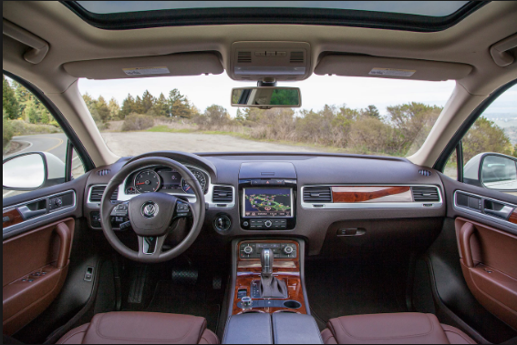 2014 Volkswagen Touareg Interior and Redesign