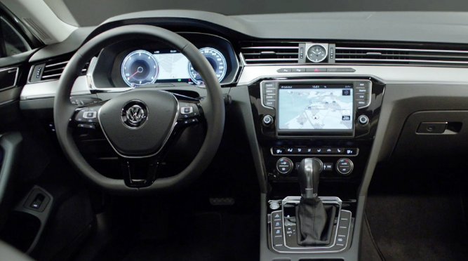 2015 Volkswagen Passat Interior and Redesign