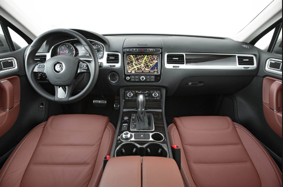 2015 Volkswagen Touareg Interior and Redesign