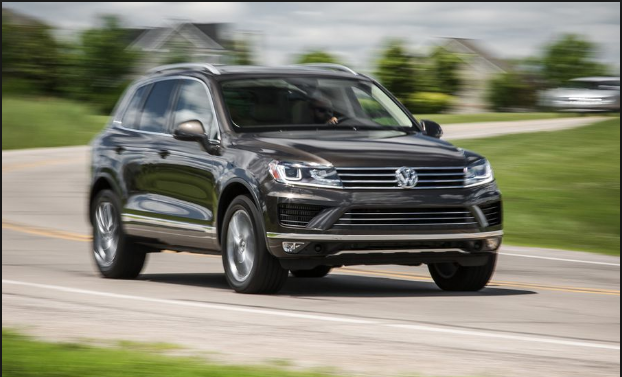 2015 Volkswagen Touareg Owners Manual and Concept