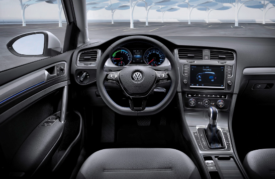 2015 Volkswagen e-Golf Interior and Redesign