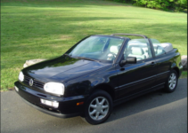 1997 Volkswagen Cabrio Owners Manual and Concept