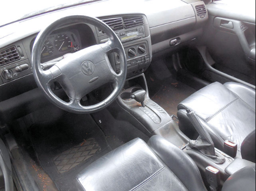 1998 Volkswagen Cabrio Interior and Redesign