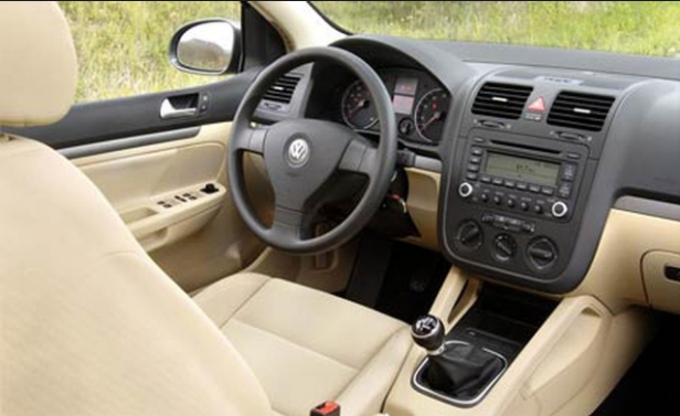 2006 Volkswagen Rabbit Interior and Redesign