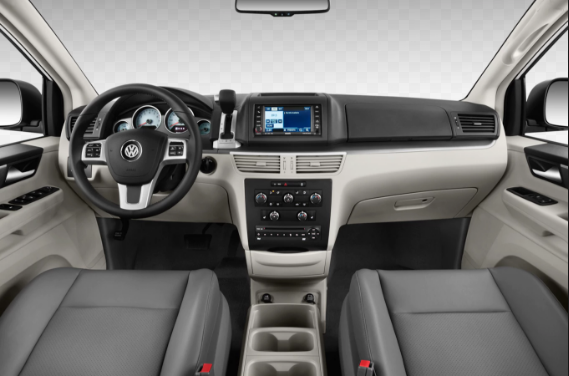 2012 Volkswagen Routan Interior and Redesign