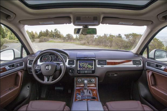2016 Volkswagen Touareg Interior and Redesign