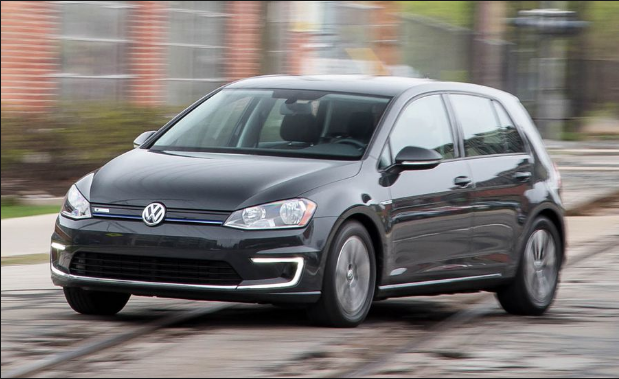 2016 Volkswagen e-Golf Owners Manual and Concept