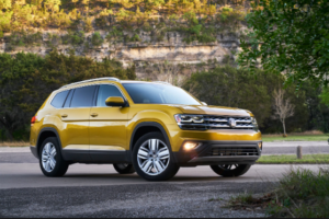2018 Volkswagen Atlas Redesign