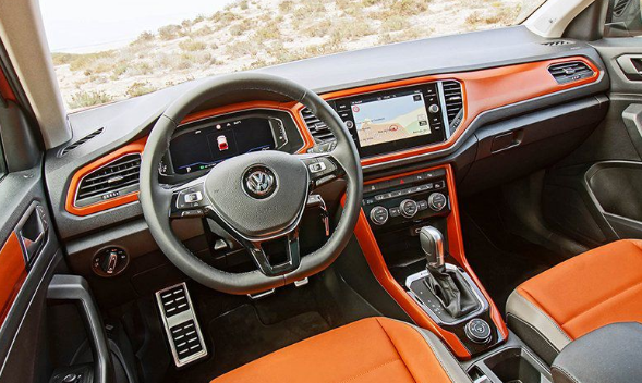 2018 Volkswagen T-Roc Interior and Redesign