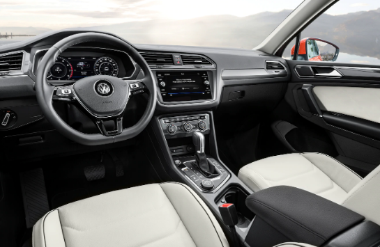 2018 Volkswagen Tiguan Interior and Redesign
