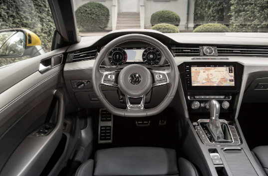 2019 Volkswagen Arteon Interior and Redesign