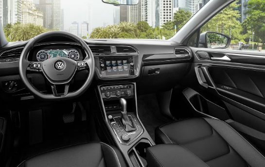 2019 Volkswagen Tiguan Interior and Redesign