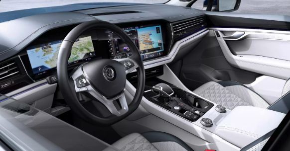 2019 Volkswagen Touareg Interior and Redesign