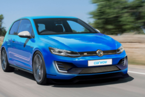 2020 Volkswagen Golf R Specification