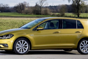2020 Volkswagen Golf Redesign