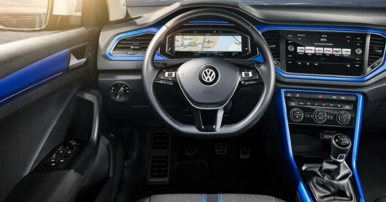 2020 Volkswagen T-Roc Convertible Interior and Redesign