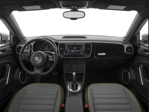 2021 Volkswagen Beetle Dune Interior and Redesign
