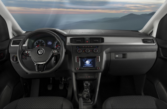 2021 Volkswagen Caddy Interior and Redesign