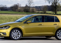 2021 Volkswagen Golf Redesign