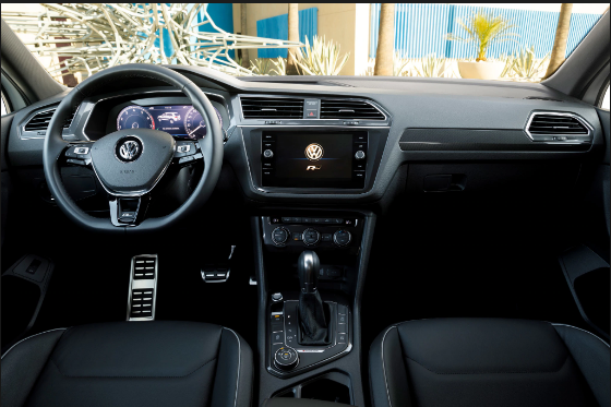 2021 Volkswagen Tiguan Sport Interior and Redesign
