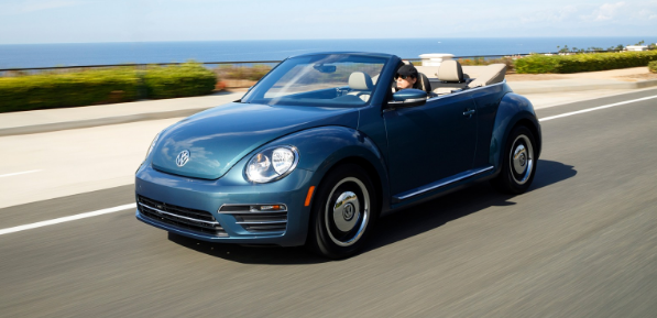 2018 Volkswagen Beetle Convertible Owners Manual