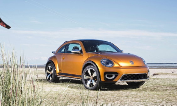 2019 Volkswagen Beetle Owners Manual